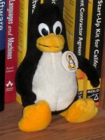 Tux the Penguin